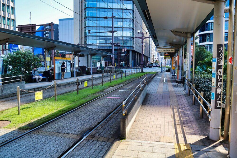 鹿児島中央駅前(電停)