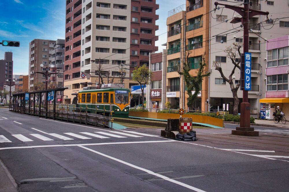 桜島桟橋通(電停)