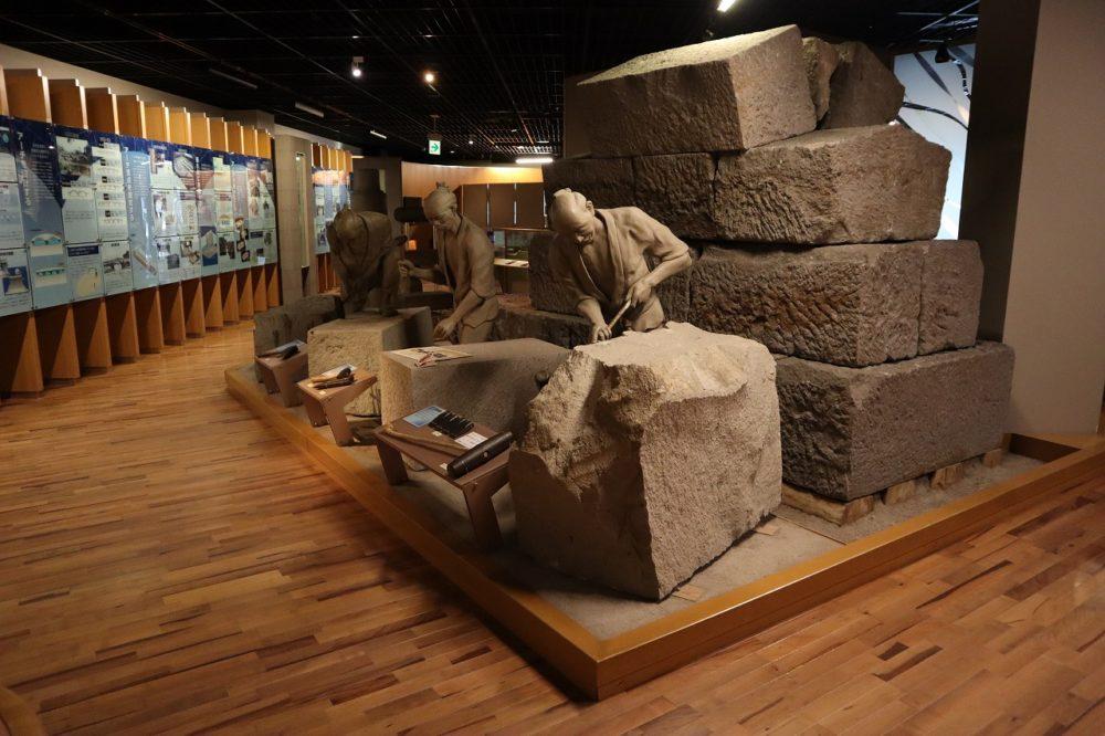 薩摩藩の石工