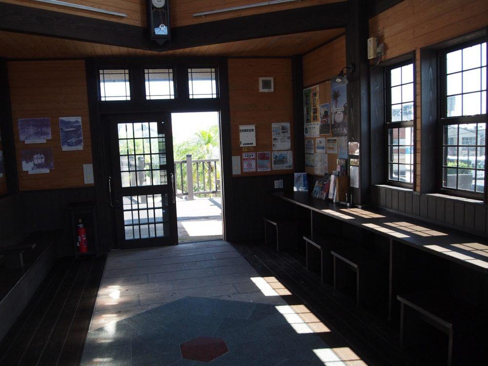 枕崎駅の駅舎