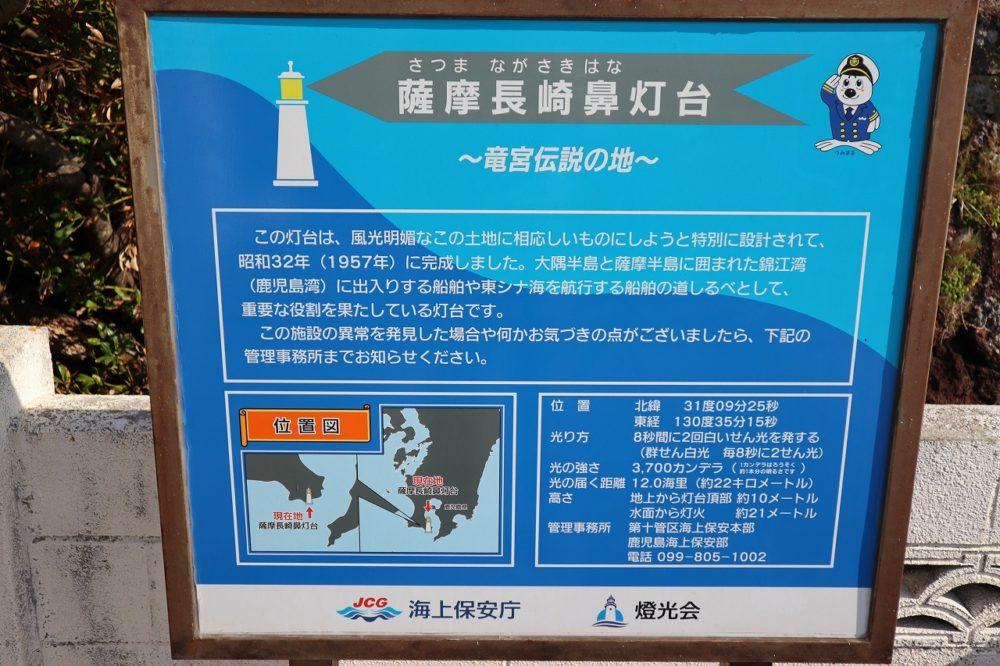 灯台の説明