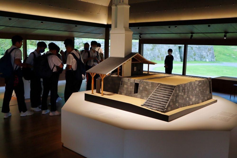 反射炉模型