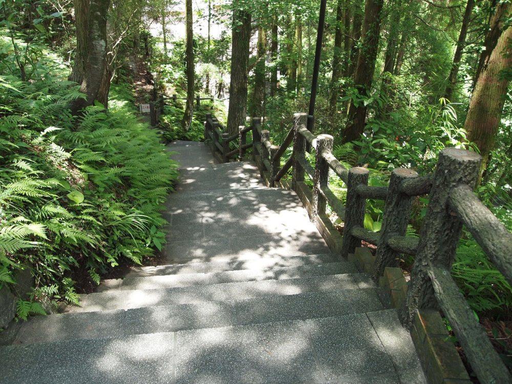 唐船峡階段